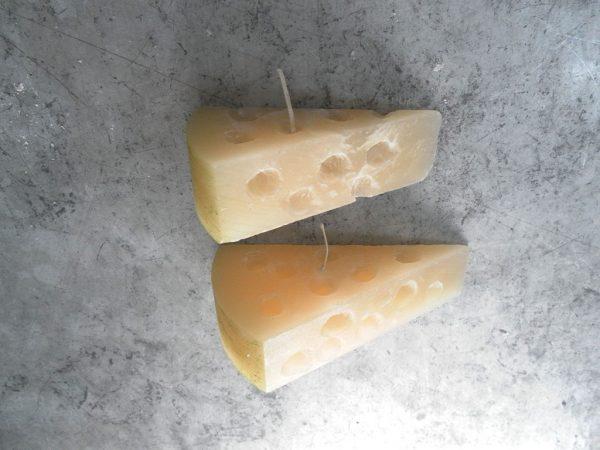 Küçük Peynir Mumlar