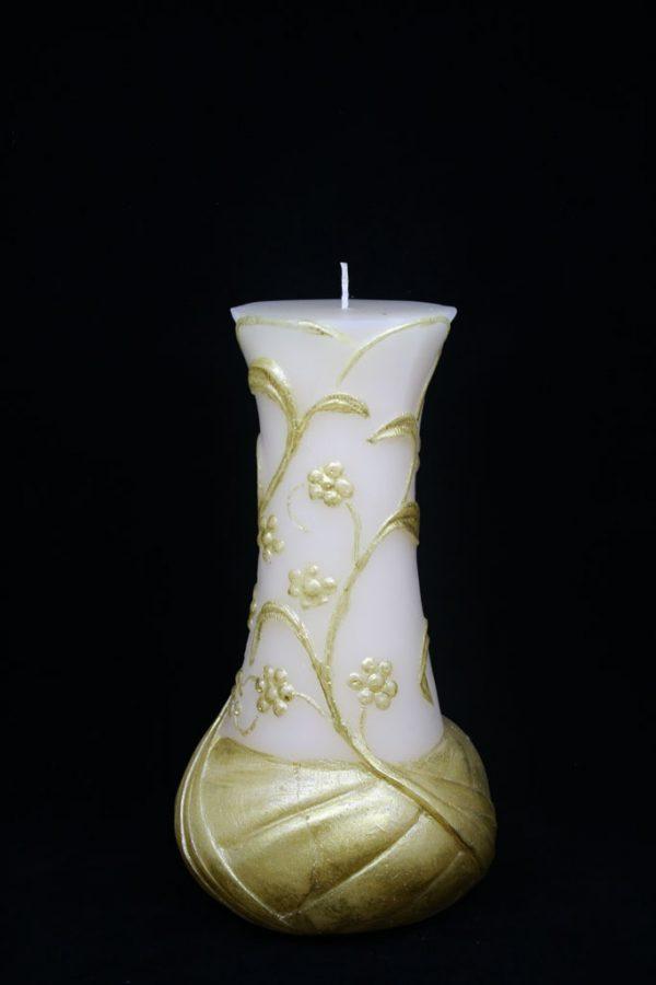 Sarık Vazo Mum