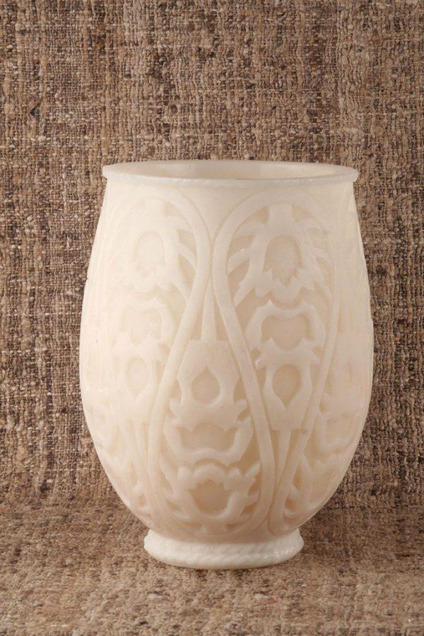 Uzun Vazo Mum Oval
