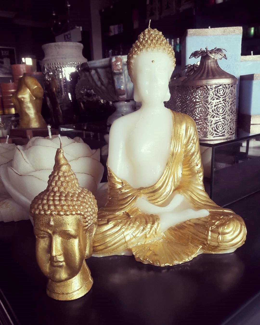 Küçük Buda Mum